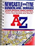 A-Z Street Atlas of Newcastle-upon-Ty...