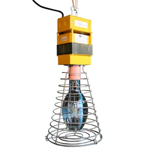 Lind Equipment LE-HB400PLS Temporary High-Bay Light, Pulse