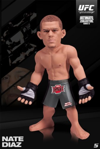 Round 5 UFC Ultimate Collector Series 12 Action Figure - Nate Diaz