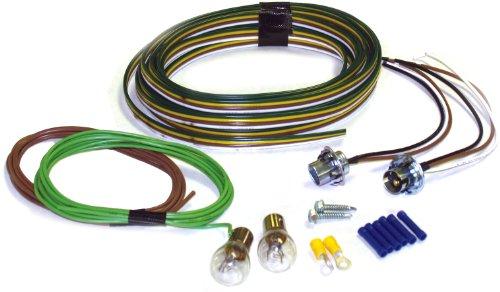 Blue Ox BX8869 Bulb and Socket Tail Light Wiring Kit