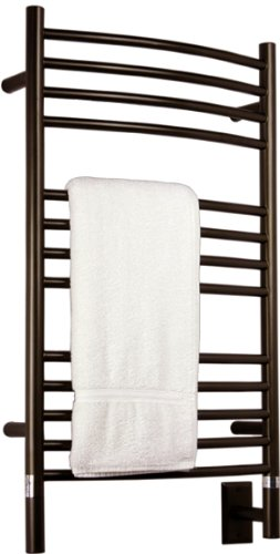 Jeeves Cco-20 20-1/2-Inch X 36-Inch Curved Towel Warmer, Oil Rubbed Bronze