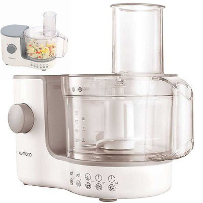 Brand New KENWOOD COMPACT FOOD PROCESSOR WHITE