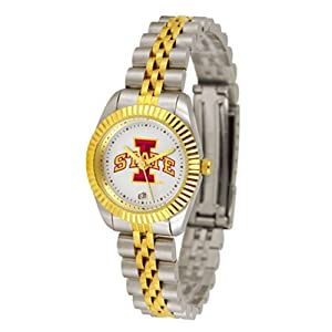 Iowa State Cyclones NCAA Executive Ladies Watch by SunTime