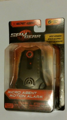 Spy Gear Micro Agent Motion Alarm - 1