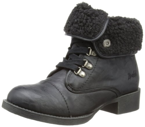Blowfish Womens Karona Black Relax Boots BF2326SH 4 UK, 37 EU