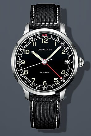 b1f6a6a0f Compare>> Longines Heritage Military 1938 Automatic Men s Watch !