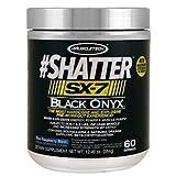 #Shatter, SX-7, Black Onyx, Pre-Workout, Blue Raspberry Blast, 12.49 oz (354 g)