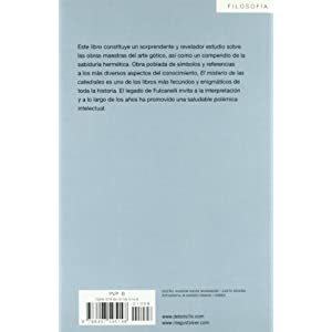 El misterio de las catedrales: La obra maestra de la hermetica en el siglo XX (Ensayo) (Spanish Edition)