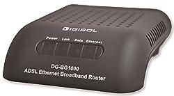 Digisol DG-BG1000 ADSL 2/2+ Single Port Ethernet Broadband Router