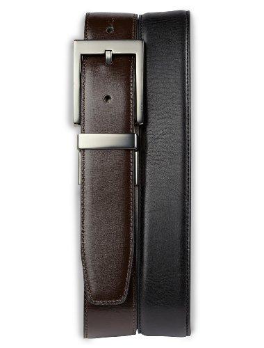 Harbor Bay Reversible Leather Dress Belt