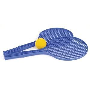 Baseline Soft Tennis Set - Blue