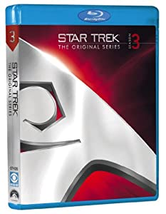 Star Trek: The Original Series - Season 3 [Blu-ray] [Blu-ray]