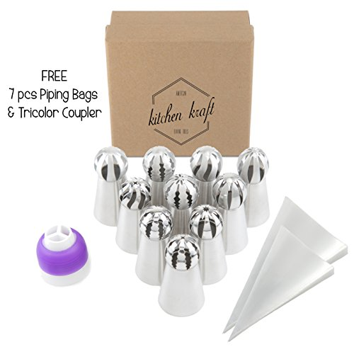 holiday-sale-17-pcs-sphere-ball-russian-piping-tips-set-10-icing-tips-xxl-size-free-7-piping-bags-ma