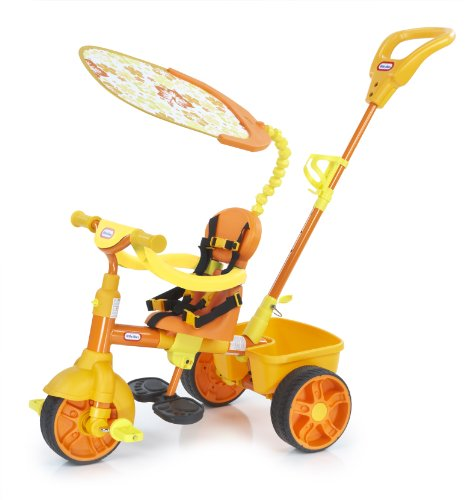 Little Tikes 4-in-1 Trike, Orange