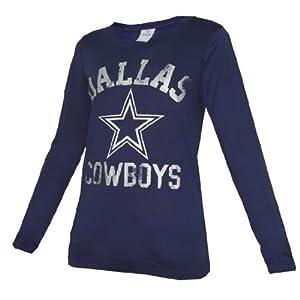 NFL Dallas Cowboys Ladies Pink Victoria