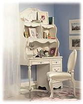 Hot Sale Jessica McClintock Romance 3-Pc Student Desk Set - Lea 203-341