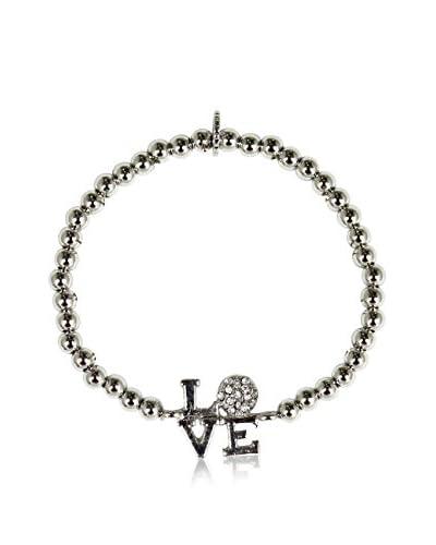 Marlyn Schiff Love Always Beaded Stretch Bracelet