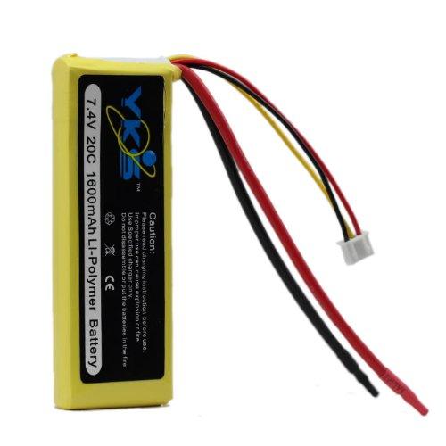 7.4v 1600mah 20c Rechargeable Rc Lipo Battery