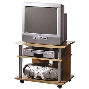 SBDesign Variant 8 205008 Scaffale porta TV/HiFi, 65x50x40 cm   cliente recensione Voto