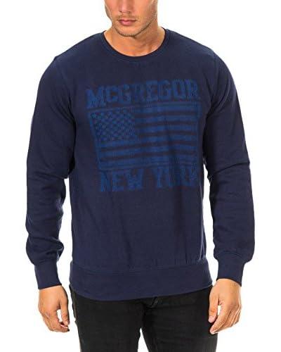 Mc Gregor Sweatshirt blau