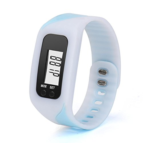 familizo-unisex-bracelet-digital-lcd-pedometer-run-step-walking-distance-calorie-counter-white