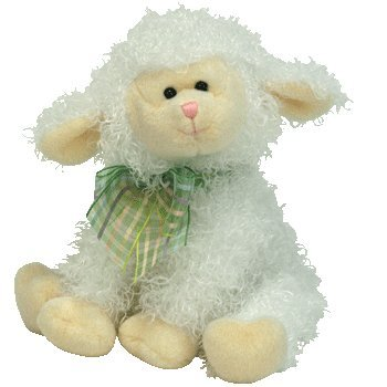 Ty Beanie Babies Floxy - Lamb