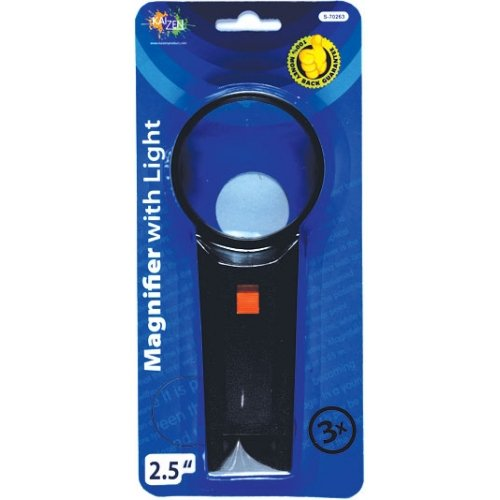Magnifying Glass with Light - 1