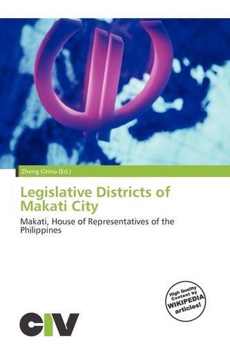 Legislative Districts of Makati City