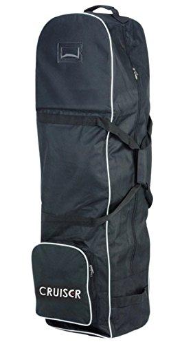 Cruiser - Copertura imbottita per borsa da golf con ruote, leggera