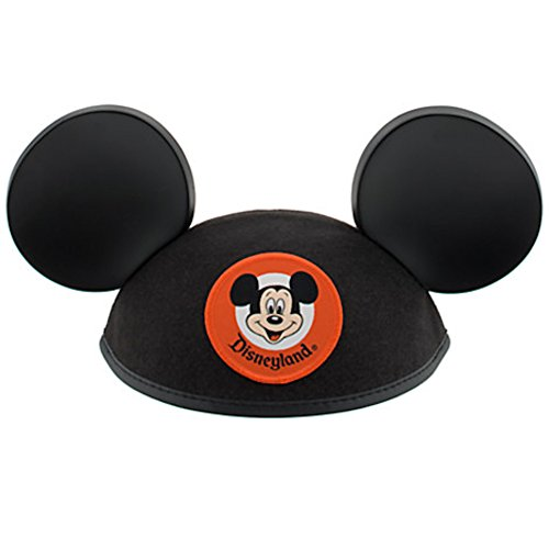 Disneyland Mickey Mouse Ears Black Hat - Adult - Disney Parks Exclusive (Ticket To Heaven Clothing compare prices)