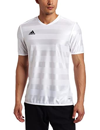 Amazon.com : adidas Men's Tabela 11 Jersey (White, Small) : Sports Fan