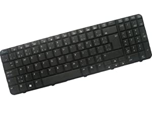 New Black Laptop Notebook Keyboard HP Compaq Presario CQ60 CQ60Z G60 G60T Series Clavier Canadian Bilingual