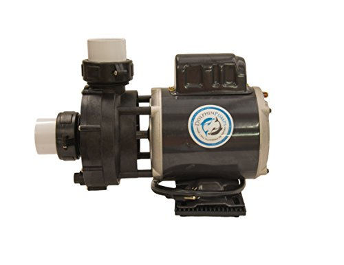 Dolphin Diamond Amp Master 4750 Type 2 Non-Abrasive Freshwater And Clean Marine Water Seal External Water Pump