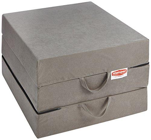 Gigapur materasso pieghevole per adulti bianco wei - Matelas 2 places pliable ...