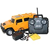 DFS's Premium HUMMER REMOTE CONTROL MODEL CAR SCALE 1:16 With Charger Kit Toy For Kids (Colors May Vary)