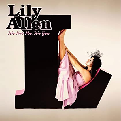 41Wbvdm0a5L. SS420  Lily Allen   He Wasnt There, Fag Hag, 22, Kabul Shit, Straight To Hell