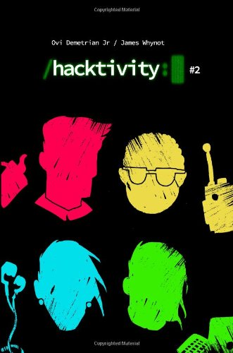 Hacktivity #2: Volume 2