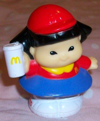 Buy Low Price Mattel Fisher Price Little People Sonya Lee Macdonald Girl Replacement Figure Doll Toy (B0021QKZ42)