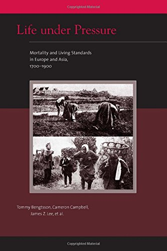 Life under Pressure: Mortality and Living Standards in Europe and Asia, 1700-1900 (Eurasian Population and Family Histor