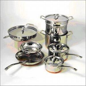Amazoncom: copper bottom cookware