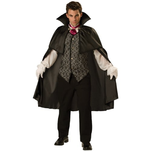 Vampire 2B Xl Adult Halloween Costume