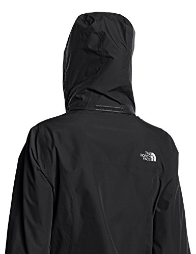 The North Face Damen Regenjacke Sangro, tnf black, L, 0887682283002 -