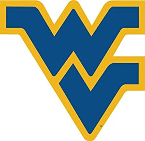 Buy NCAA West Virginia Mountaineers 12-Inch Magnet by Fremont Die