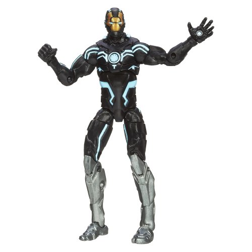 Marvel Universe Iron Man Figure 3.75 Inches