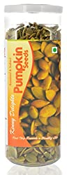 Kenny Delights Roasted and Salted Pumpkin Seeds, 150 grams
