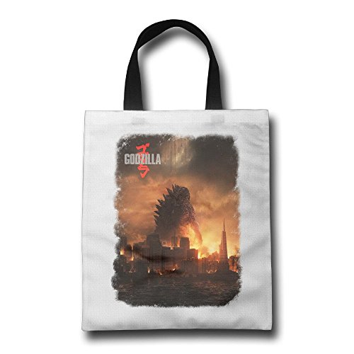 [Sunny Fish3hh Godzilla Shopping Bag Tote Bag One Size] (Anguirus Costume)