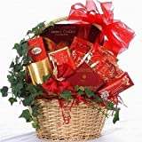 Sweet Wishes For You! Gourmet Food Gift Basket