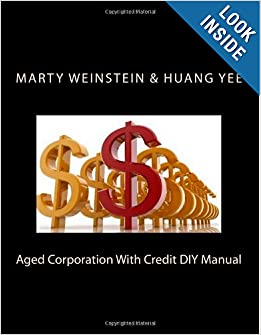 Download Aged Corporation With Credit DIY Manual ebook