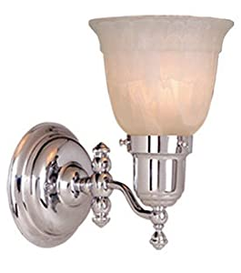 Vaxcel Usa Wl28961ch Swing Arm 1 Light Transitional Wall