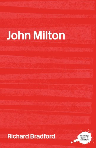 John Milton (Routledge Guides to Literature)